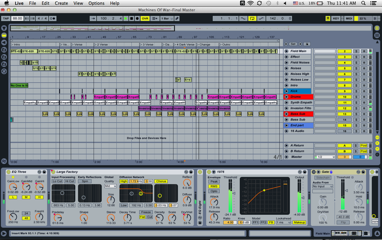 Ableton-Screen Shot