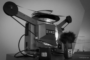 Zoom recorder in action